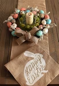 19 Beautiful DIY Easter Centerpiece Ideas Style Motivation