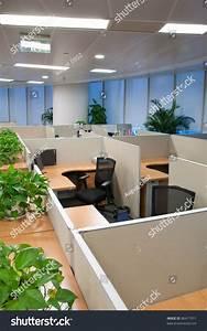 Empty Office Stock Photo 86417971 - Shutterstock