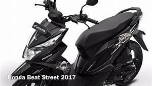 Honda Beat Street 2017