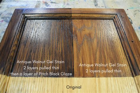 gel stains  general finishes tips  tricks