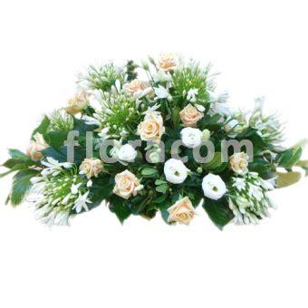 Cuscino Funebre - finocchiaro michelangelo consegna fiori aci sant antonio