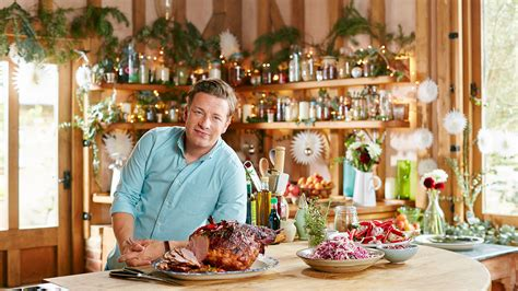 jamie oliver s christmas cookbook gusto