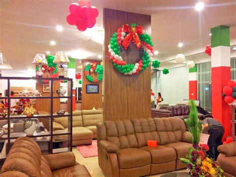 jasa balon dekor natal   harga murah balon