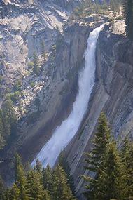 Waterfall Yosemite Falls