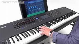 Yamaha Montage The Basics