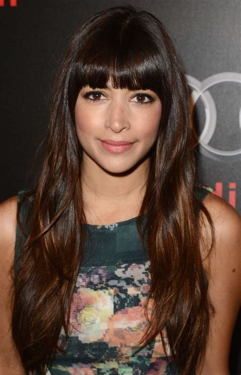 Black Hairstyles With Bangs And Layers by 25 Great Ideas About Fringe Bangs On