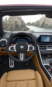 2020 BMW M8 Competition Revealed in Coupe and Convertible ...