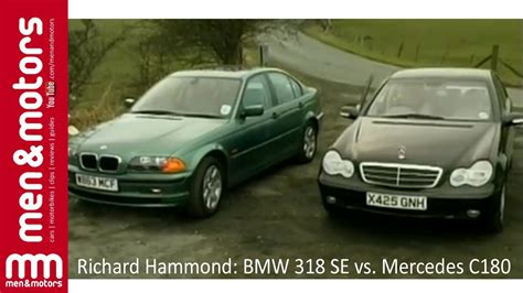 richard hammond bmw  se  mercedes  youtube