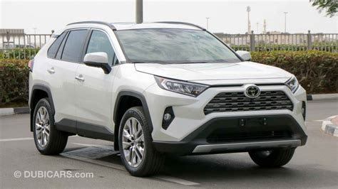 toyota rav  limited awd  sale aed  white
