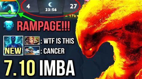 new imba 7 10 morphling rage epic comeback by arteezy god tier gameplay dota 2 youtube