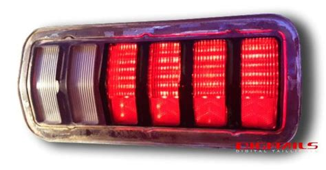 dodge demon sequential led tail lights dapper
