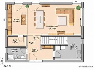 Die besten 25 grundriss einfamilienhaus ideen auf for Moderne grundrisse einfamilienhaus