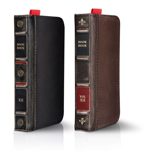 Iphone 4 Bookcase by Twelve South Bookbook For Iphone 4 4s Brown