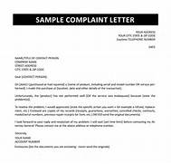 Complaint Letter 16 Download Free Documents In Word PDF Effective Complaint Letter Writing Service Letter Pics Photos Related Pictures Complaint Letter Sample 301 Moved Permanently