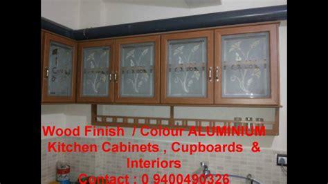 kitchen cabinets kerala price low cost fully aluminium kitchen home interiors kerala 6170