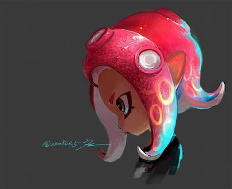 Ombretta The Octoling