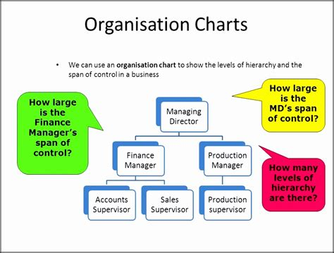 organisational structures sampletemplatess