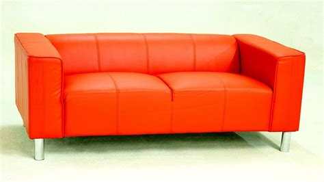 small faux leather sofa red faux leather sofa small red leather sofa bed