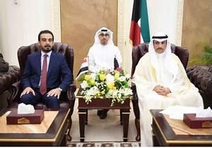 Iraqi parliament speaker starts visit to Kuwait, meets ...