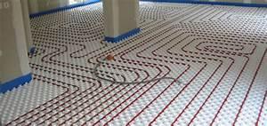 quel plancher chauffant choisir pour votre habitation With parquet pour plancher chauffant basse température