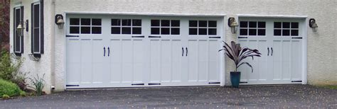 symphony series beautifully crafted vinyl garage doors