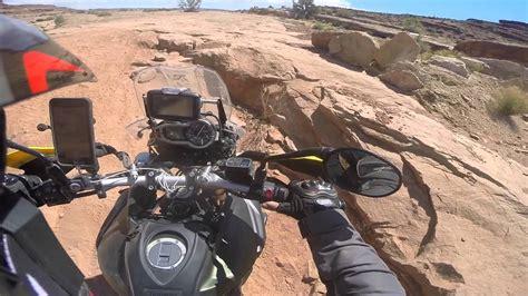 Motorcycles Utah by Dual Sport Motorcycle Utah Moab Whiterim Trail
