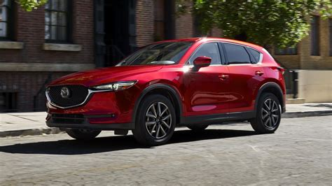 The New Mazda CX-5 Is Alive