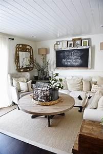 rustic farmhouse living room ideas you 39 ll homesfeed