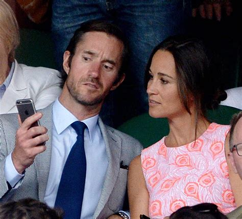 Pippa Middleton engaged to hedge fund manager James ...