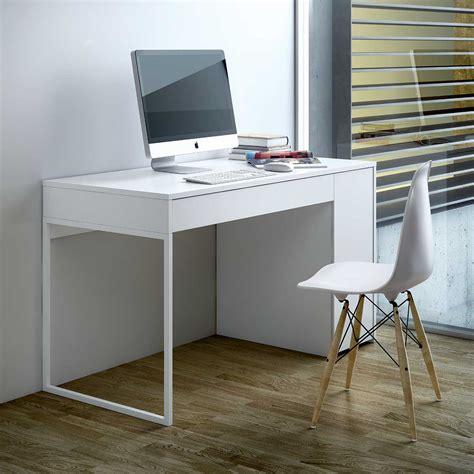 bureau contemporain design temahome bureau design prado blanc bureau temahome sur