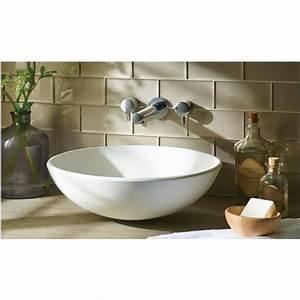 Vasque à Poser Design : les vasques poser un lavabo design pour salle de bain ~ Edinachiropracticcenter.com Idées de Décoration