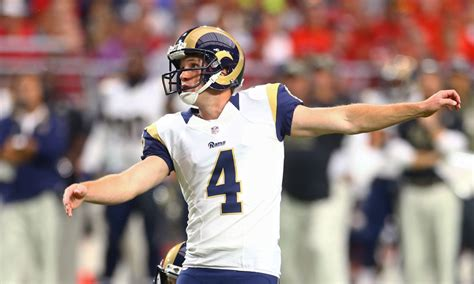los angeles rams  sign  greg zuerlein    year