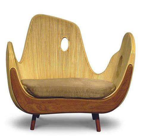 canapé bois exotique meubles design outdoor en bois exotique koji