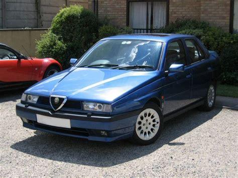 Alfa Romeo 155 by Alfa Romeo 155 Wolna Encyklopedia