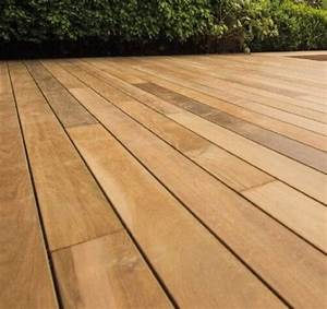 Terrasse En Ipe : lame de terrasse ip bois ~ Premium-room.com Idées de Décoration