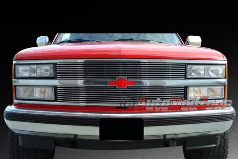 88-93 Chevy Silverado C/k Pickup / Suburban Billet Grille