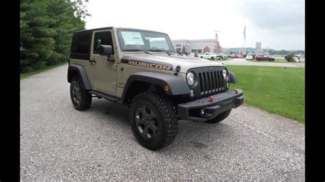 jeep wrangler rubicon recon edition xwalk