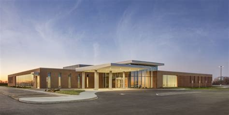 carlinville medical office building architizer