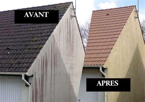 nettoyage d une facade de maison resine de protection pour peinture