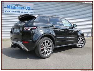 Madness Us Car : range rover evoque sd4 dynamic 2013 ~ Medecine-chirurgie-esthetiques.com Avis de Voitures