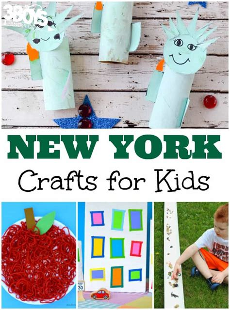 new york crafts for 3 boys and a 3 boys and a 593 | New York Crafts for Kids