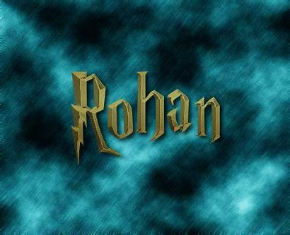 Rohan Logos Flaming Text Flamingtext