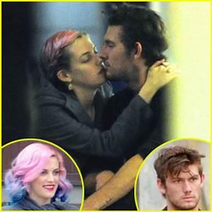 Alex Pettyfer: Kissing Riley Keough Off-Screen! | Alex ...