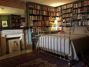Library, Bedroom