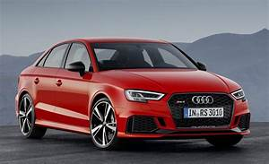 Audi Rs3 Sedan : audi rs3 sedan revealed with 400 ps ~ Medecine-chirurgie-esthetiques.com Avis de Voitures