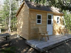 Small Rustic Cabin by Small Rustic Cabin Plans Homesfeed
