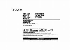Mode Demploi Kenwood Rxd 500