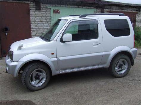 jimny sierra 2002 suzuki jimny sierra for sale 1 3 gasoline