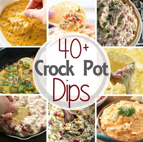dips cuisine 40 crock pot dips julie 39 s eats treats