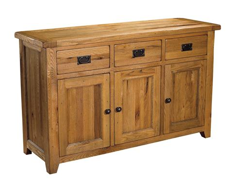 Tuscany Solid Oak Living Dining Room Furniture Large